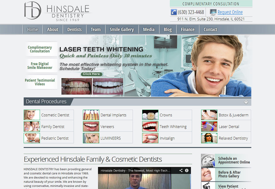 Hinsdale-Dentistry