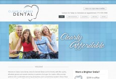 clearlycaresdental.com